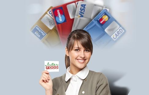 Interfood bankkartyas-fizetes