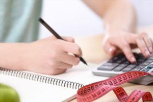 fogyás kalóriaszámlálással