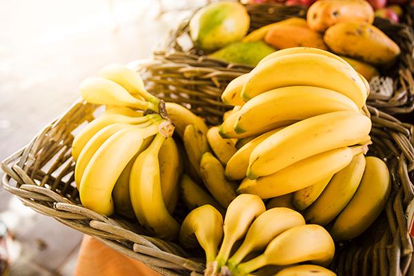 egy kosár banán