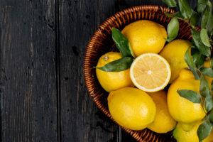citrom a konyhában